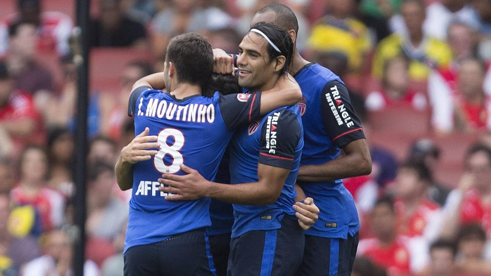 Face à Valence (2-2), Monaco a enfin retrouvé Falcao