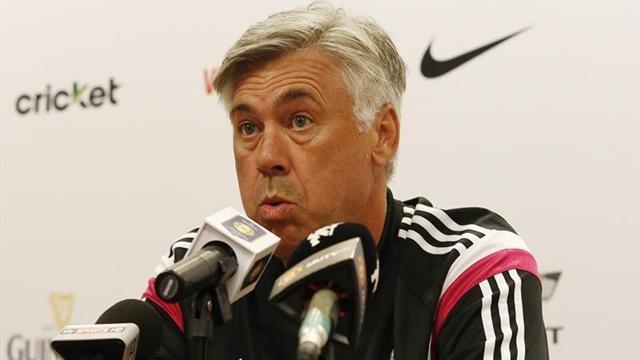 Real Madrid Kalah Dari Manchester United, Ini Jawaban Carlo Ancelotti