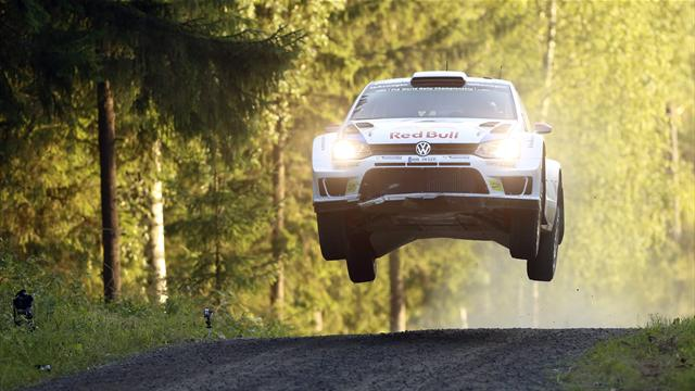 Latvala wins in Finland to trim Ogier's championship lead
