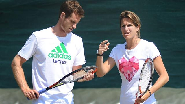 Murray much more than just a tennis player, says Mauresmo