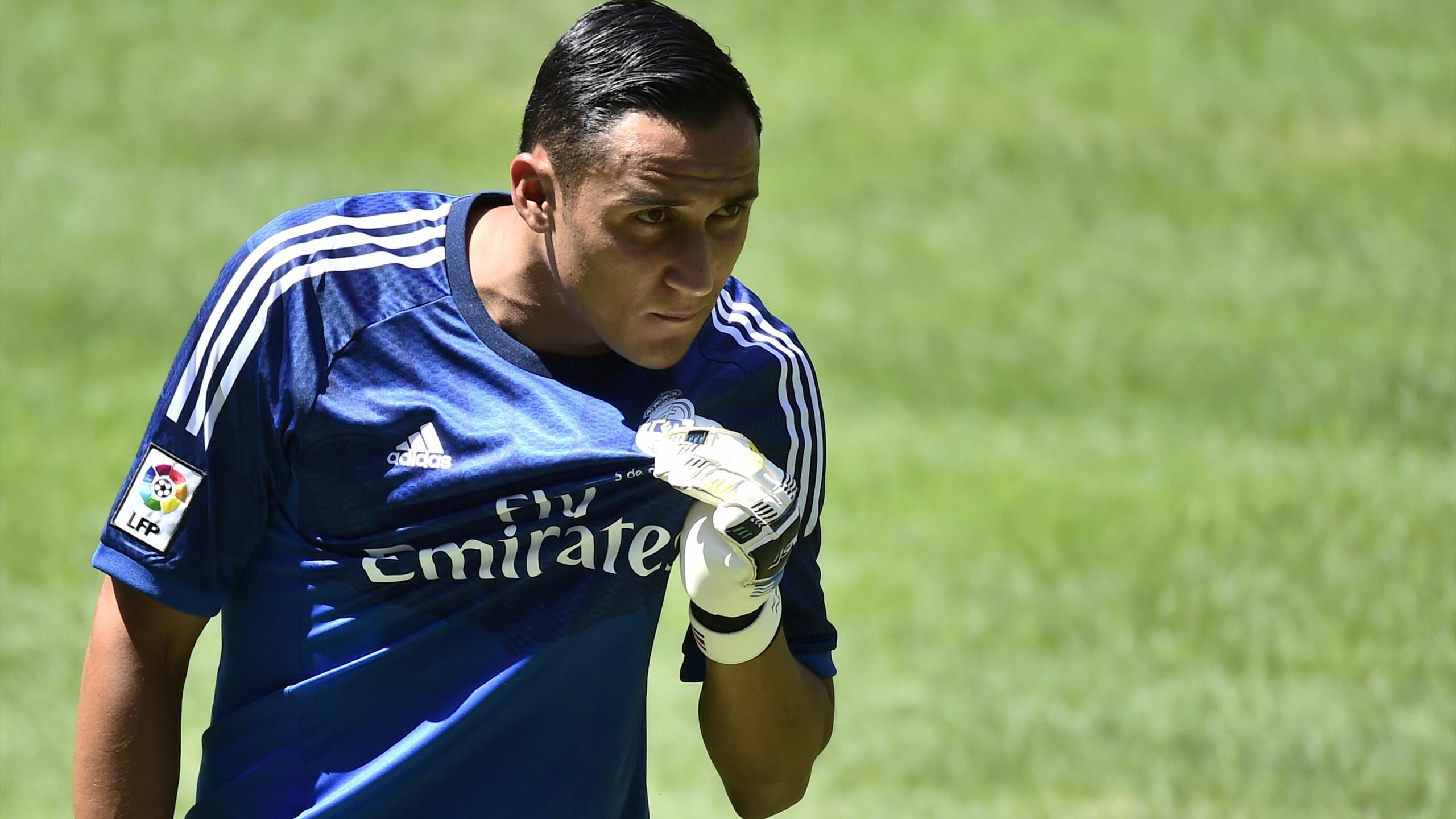 2014-15, Real Madrid, Keylor Navas (AFP)