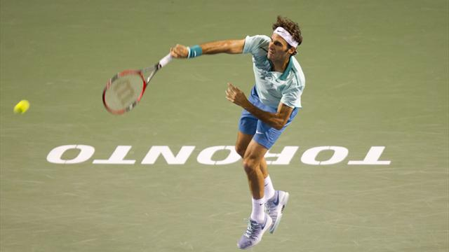 Federer, une demie pour son 33e anniversaire