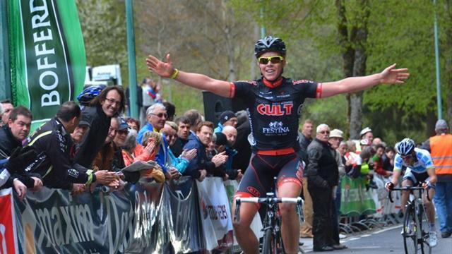 Вальгрен выиграл «Тур Дании»
