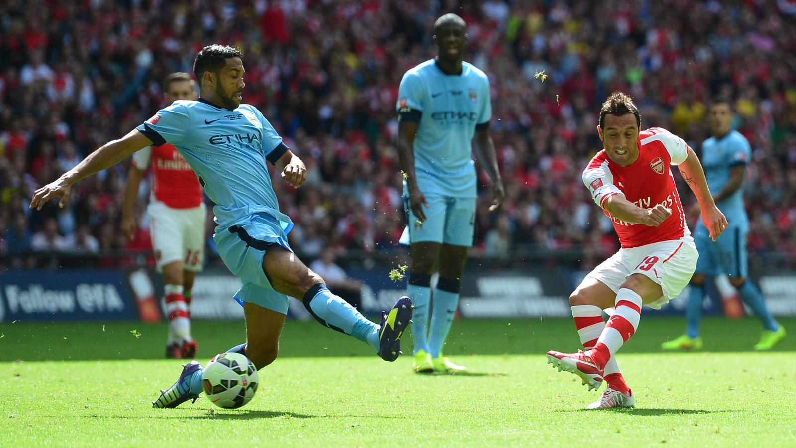 Arsenal reprend avec un nouveau trophée en dominant Manchester City (3-0)
