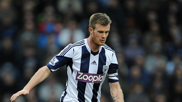 Brunt, Phillips close to West Brom return, says Pardew