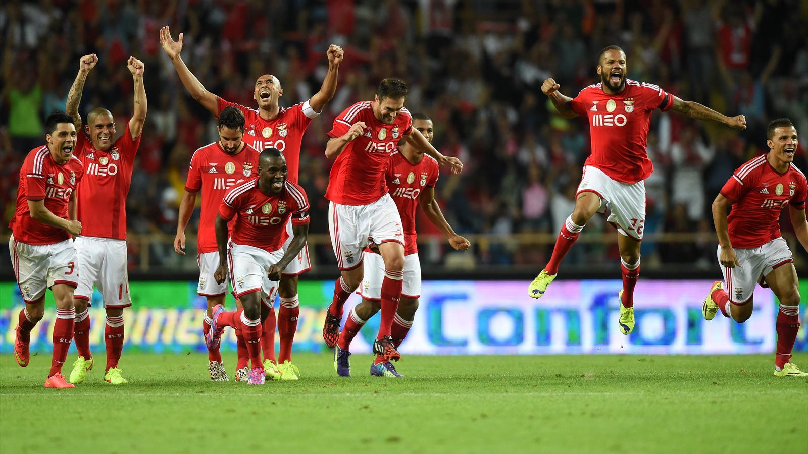 Прогноз на матч Фенербахче - Бенфика: гости из Португалии выиграют с нулевой форой