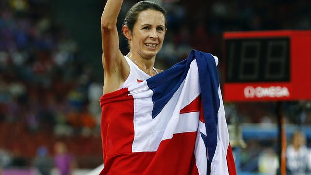 40-year-old British mum wins gold in Zurich