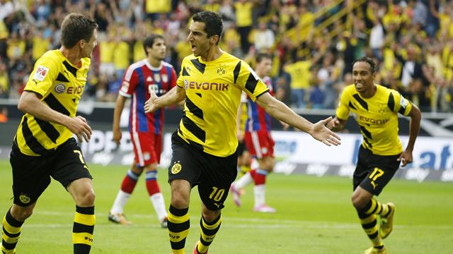 Le Borussia calme le Bayern sur le terrain