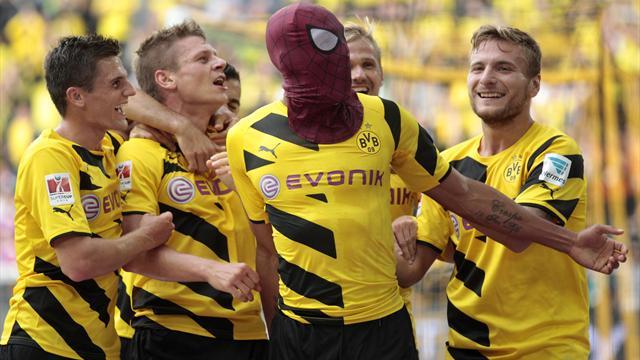 Борусские, вперед. Дортмунд превзошел «Баварию» в Суперкубке Германии