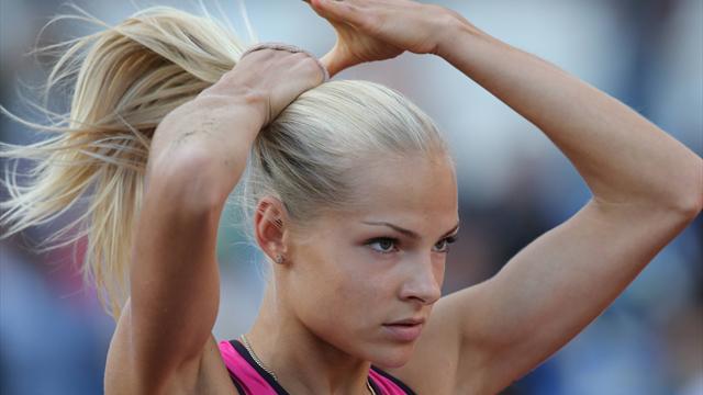 Клишина завоевала бронзу чемпионата Европы в прыжках в длину