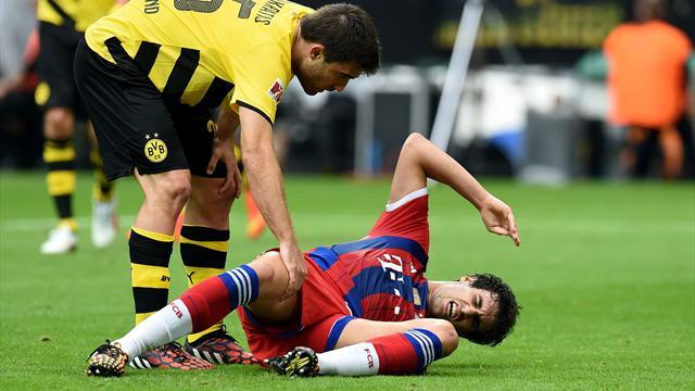 Le Bayern va devoir se passer de Martinez pendant 7 mois