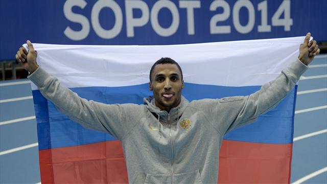 Адамс и Федоров принесли России две медали в тройном прыжке