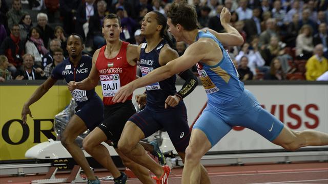 Martinot-Lagarde récupère le bronze de Bascou