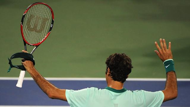 Tombeur de Raonic, Federer s'offre une seconde chance