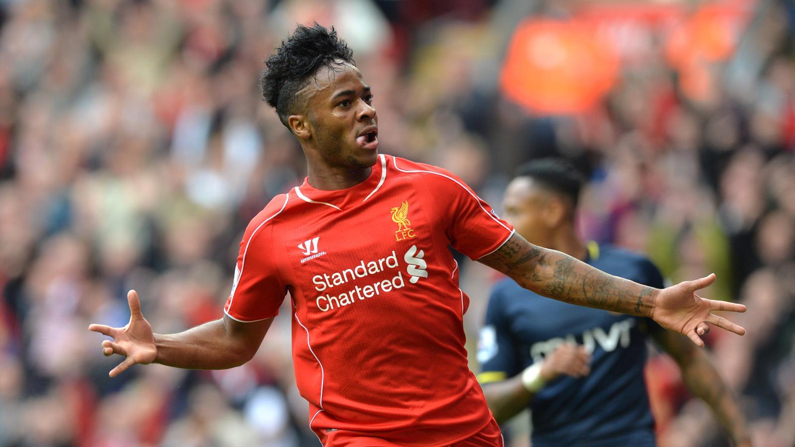 Liverpool débute par une victoire devant Southampton (2-1), grâce à Sterling et Sturridge
