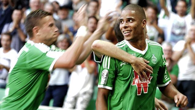 Saint-Etienne sait aussi revenir au score