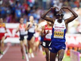 Britancima pet zlata za kraj Evropskog prvenstva-Atletika
