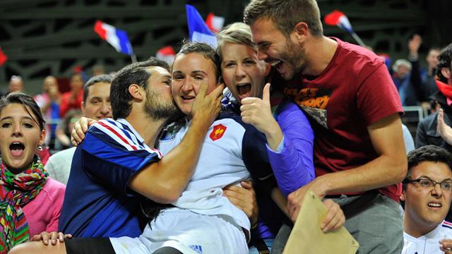 À défaut de la Coupe du monde, les Bleues ont gagné un public