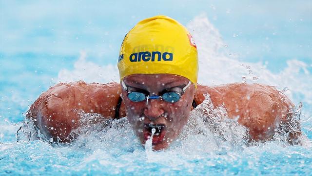 Шведская пловчиха Шестрем выиграла Игры смировым рекордом