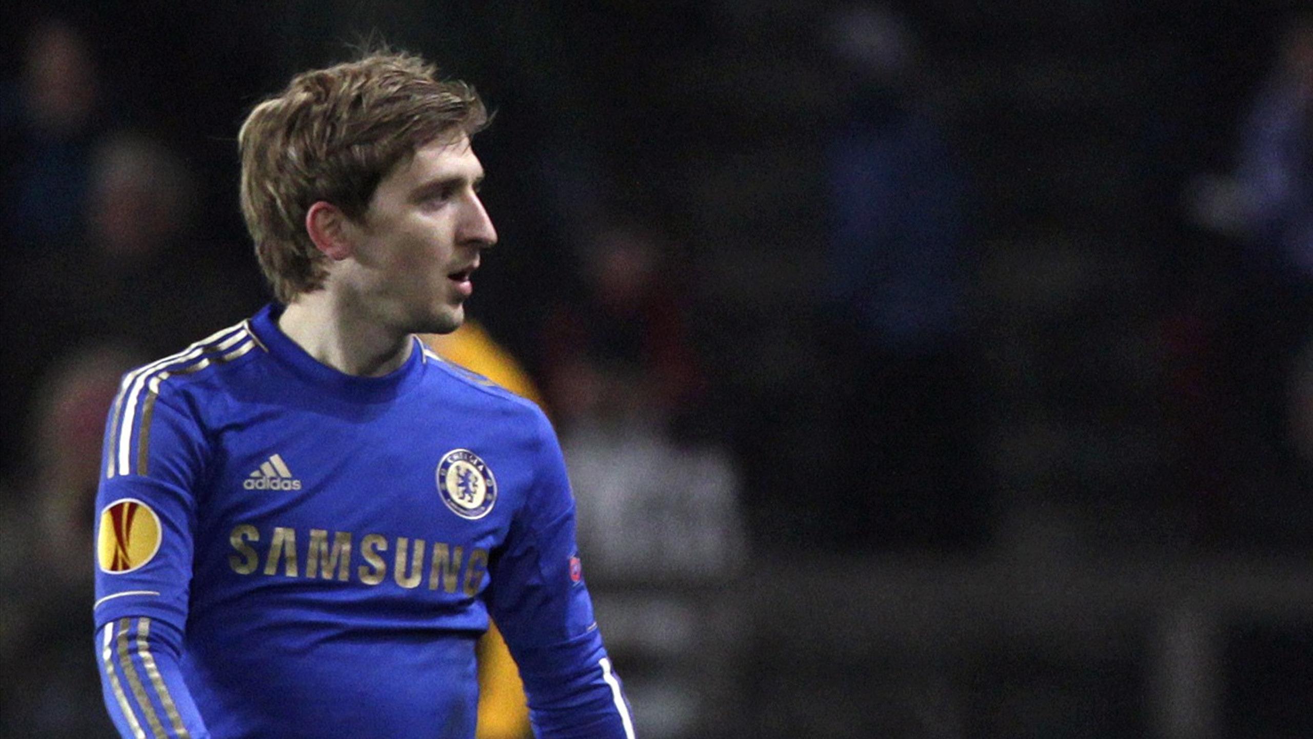 Chelsea midfielder Marko Marin (REUTERS)