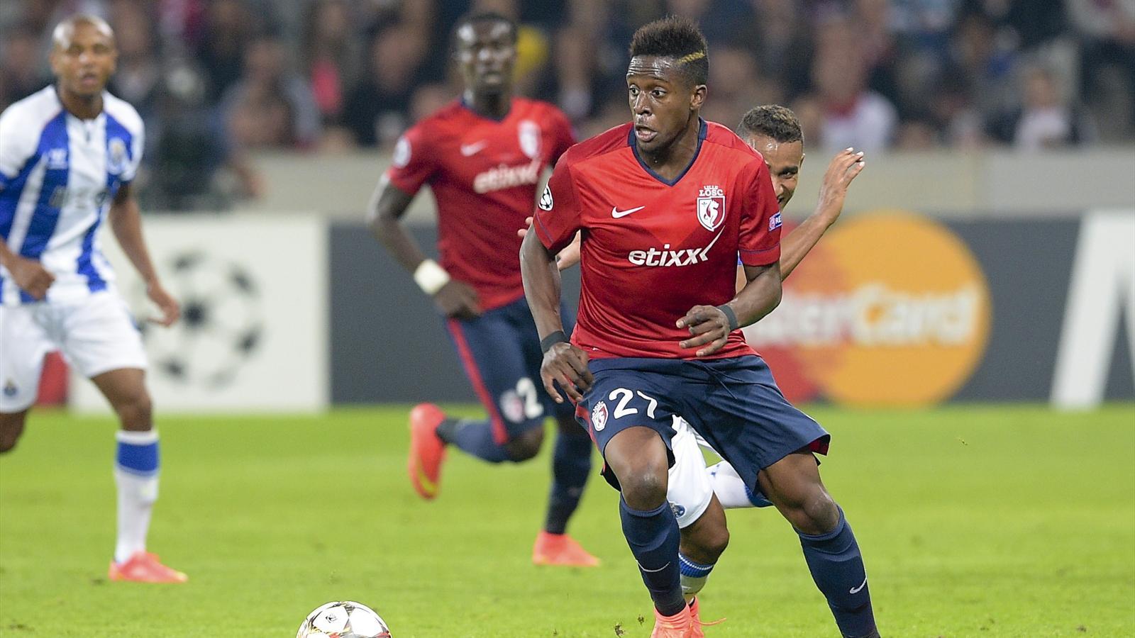 LOSC - Porto (0-1), l