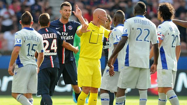 Pour la Ligue 1, Thiago Motta est un provocateur mais ça ne la choque pas forcément