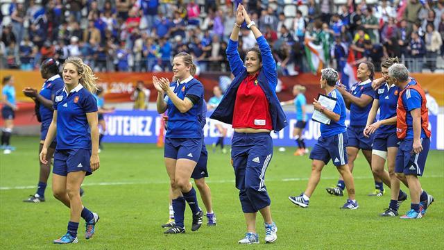 Comment le rugby féminin peut-il surfer sur l'engouement populaire?