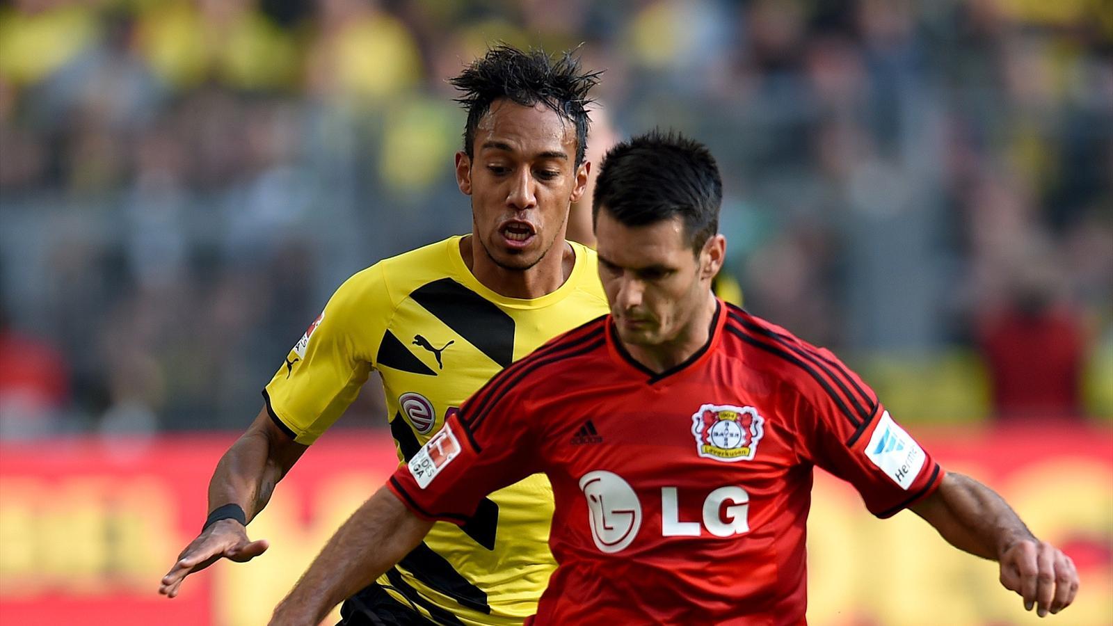 Le Bayer Leverkusen s