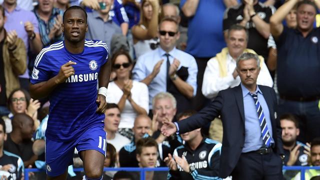 Drogba serait le «choix parfait» pour Montréal selon Mourinho