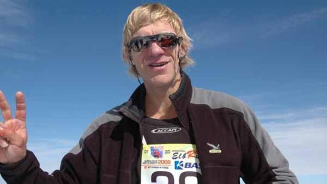 Виталий Шкель установил мировой рекорд по скорости восхождения на Эльбрус