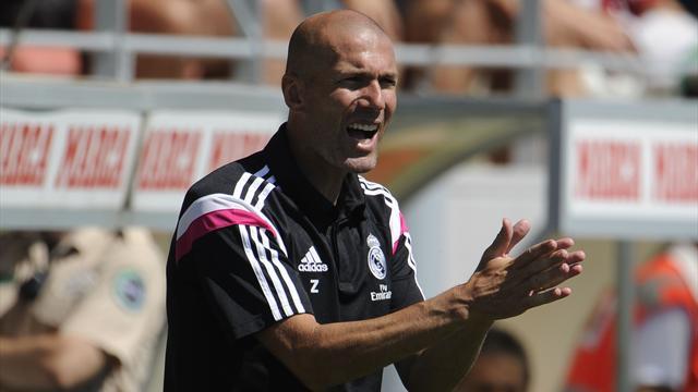 La sanction contre Zidane suspendue par le TAS