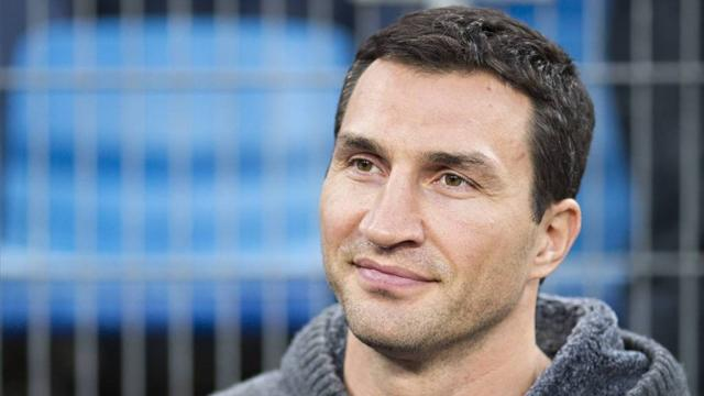 Владимир Кличко отменил следующий бой из-за травмы