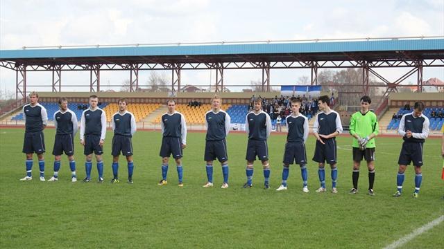 Два шедевральных гола в матче второй белорусской лиги