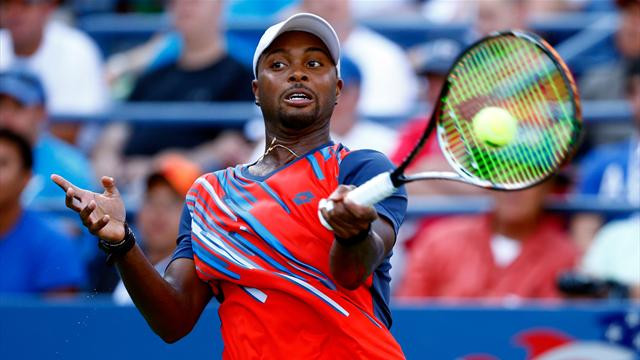 Donald Young accuses fellow American Ryan Harrison of racism