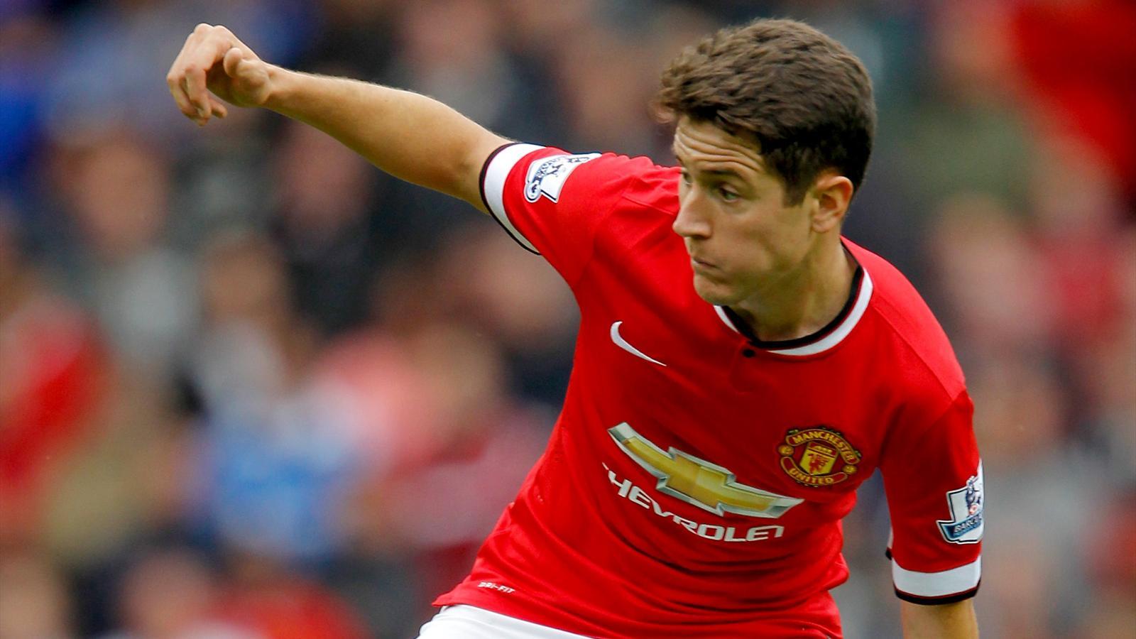 Manchester United U0026 39 S Ander Herrera Named In Spanish Match