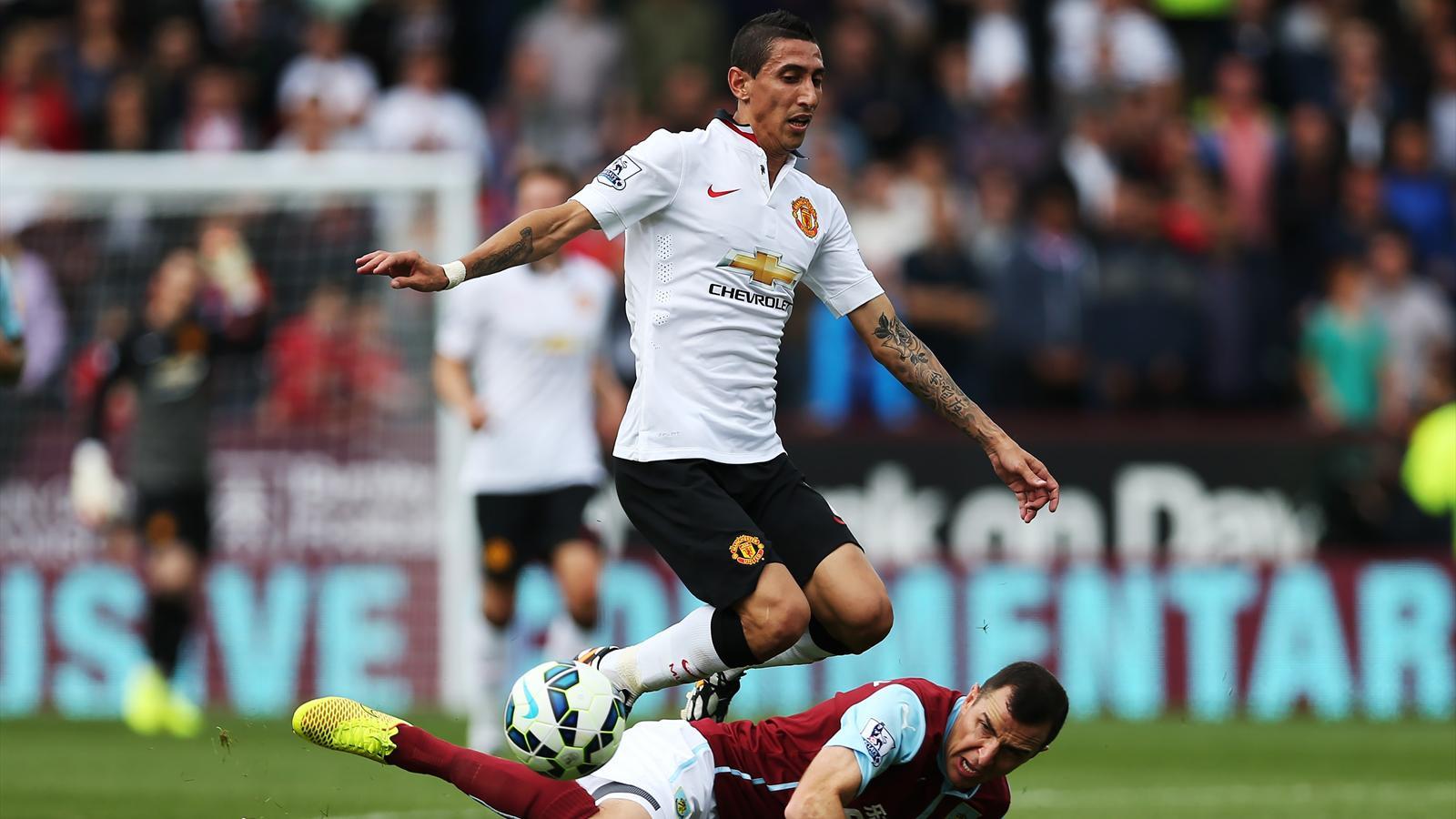 Burnley 0-0 Manchester United : Même avec Di Maria, Manchester n