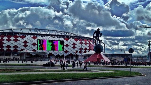 Открытие стадиона «Спартака». Как это было
