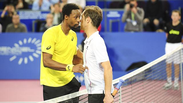 Tennis : Gasquet-Monfils, le