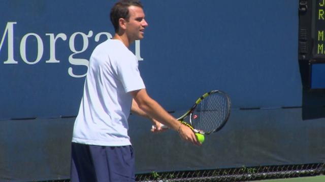 Tennis : Mannarino : de l'anonymat des tournois challenger � la lumi�re de l'US Open