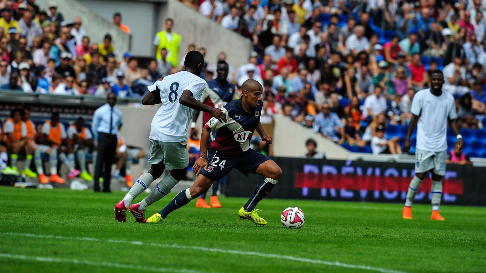 Bordeaux - Bastia (1-1) : La main heureuse, les Girondins s