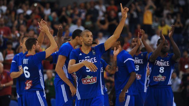 Un Team France de 37 joueurs en vue du Mondial et des Jeux