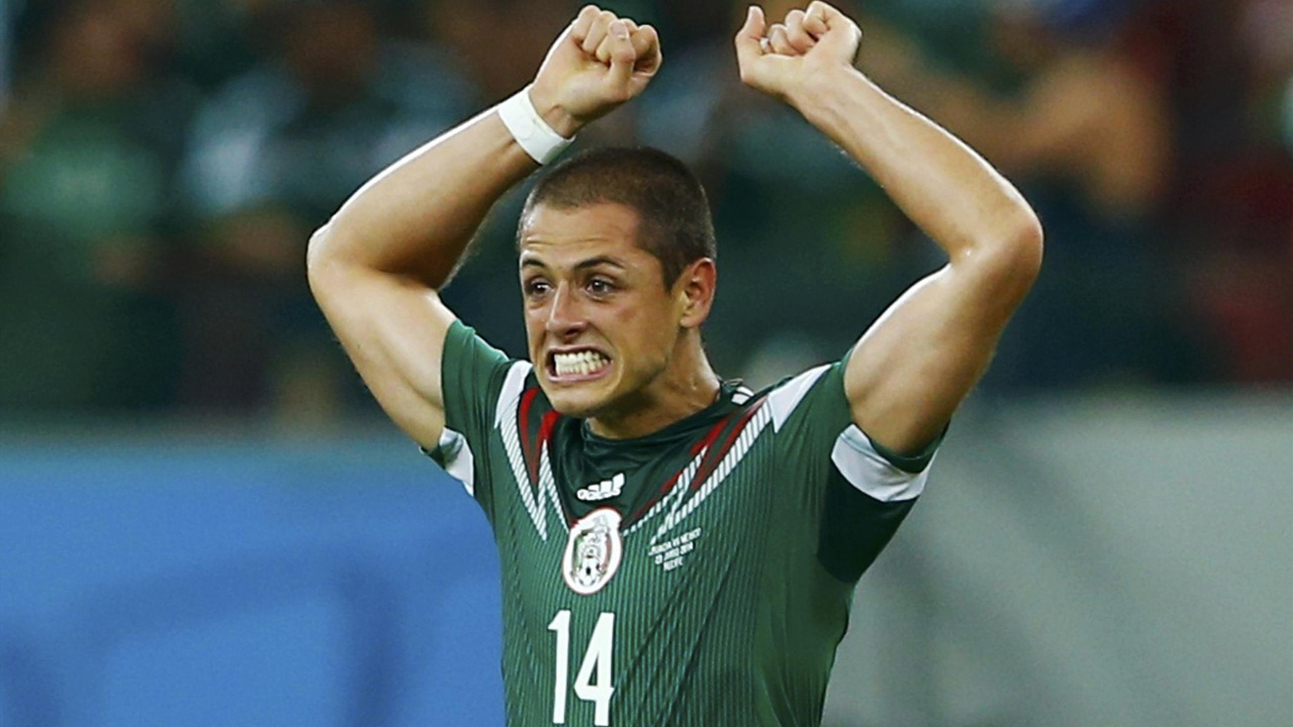 Javier Hernandez (Reuters)