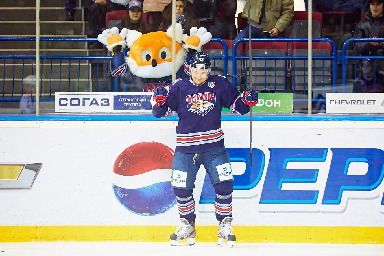 Ян Коварж («Металлург» ММг)