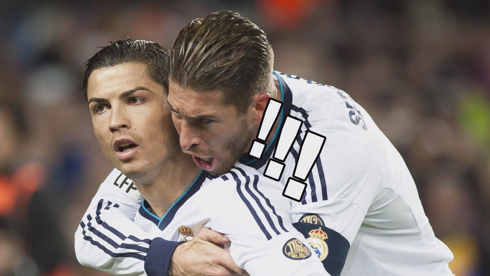 رونالدو يطلب من راموس البقاء.. ومانشستر يونايتد يقدم عرضا جديدا