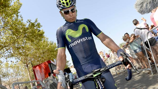 Quintana crashes out in Spain