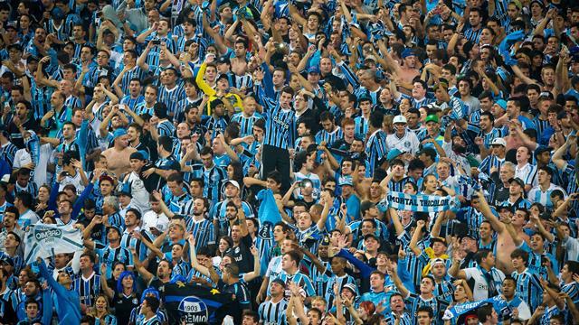 Pour lutter contre le racisme dans les stades, la justice brésilienne prive Gremio de Coupe