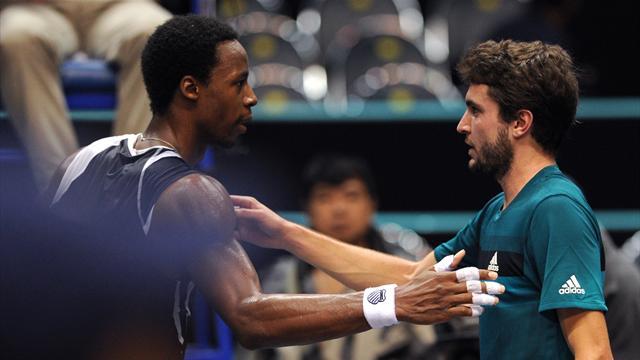 Pour défier Federer, l'arme secrète de Monfils s'appelle... Simon