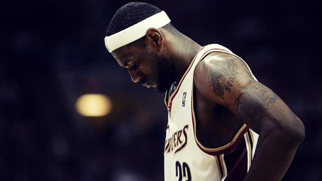 """LeBron James : """"Si on avait gagn�, je serais rest� au Heat"""""""