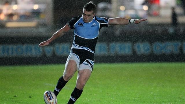 Hogg gets Glasgow over the line