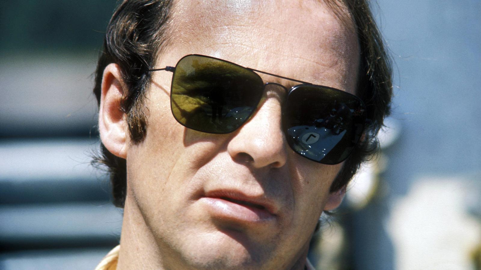 Peter Gethin (McLaren) au Grand Prix de Monaco en 1971